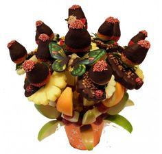 Moscú - Disfrutessen - Ramos de fruta y chocolate