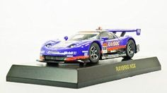 Kyosho 1/64 2009 SUPER GT GT500 MiniCar Collection (japan import) HONDA RAYBRIG NSX Mini Diecast