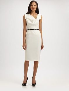 Black Halo - Jackie O. Dress - Saks.com