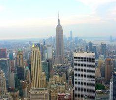 ¿Estás pensando en viajar a Nueva York? Laura nos da unos consejos para viajar lo más barato posible a esta gran ciudad.  #ahorrar