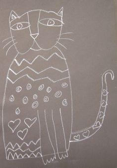 laurel burch cats