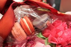 I love this holiday because there is no pressure for big festivities! Just sweet pink and red sentiments.        Dried roses are pretty, an...