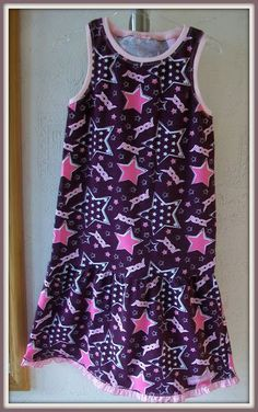 Betty`s Nähkreativstübchen: aefflynS MiniSun umgewandelt in ein Sommerkleid