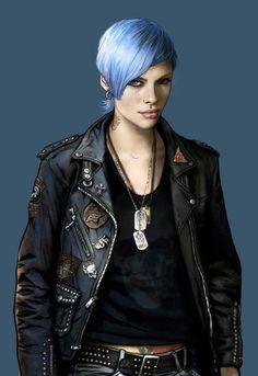 Character Concept by Rodrigue Pralier Character Concept, Concept Art, Character Art, Mage The Ascension, Dark Siders, 3d Mode, Cyberpunk Girl, World Of Darkness, Vampire
