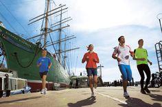 Nicht nur in Deutschland können Sie beim Sightjogging die Städte im Joggingschritt erlaufen. Anbieter gibt es in ganz Europa und – sogar in den USA.