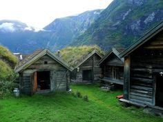 Granja de Otternes, Noruega