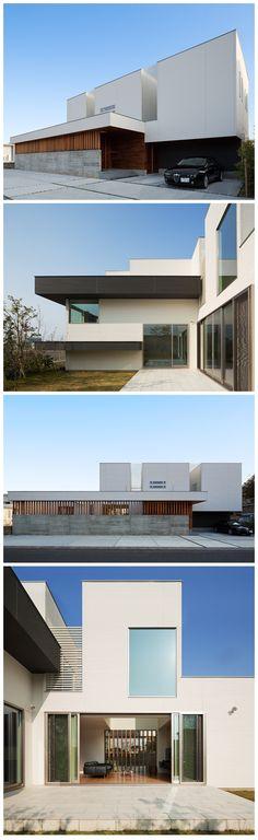 N8-house by Masahiko Sato