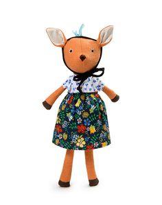 Hazel Village Phoebe The Fawn Doll