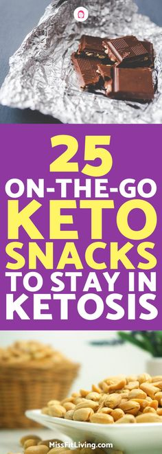 Looking for some awesome keto snacks? These ketogenic diet snacks are perfect for staying in ketosis.