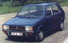 VW Golf prototype?