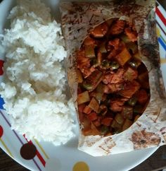 Tavuklu Kağıt Kebabı – Nefis Yemek Tarifleri Rice, Mexican, Ethnic Recipes, Food, Essen, Meals, Yemek, Laughter, Mexicans