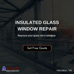 If you have any kind of Insulated Glass Replacement needs, just give us a call and the highly skilled professional team of American Windows and Glass Repair would find the best solution in no time.
