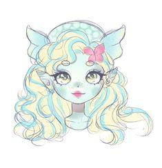 Monster High Art, Love Monster, Monster High Dolls, Pretty Art, Cute Art, Art Reference Poses, Dark Art, Cute Drawings, Cute Pictures