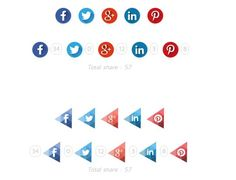 csbuttons is a cross-browser #jQuery plugin which has the ability to help create your own custom #social share buttons/links with share counts.