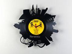 *Sydney Gramophone Record Clock // By Pavel Sidorenko | Inspirational  Product | Pinterest | Gramophone Record And Clocks