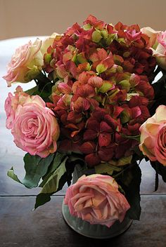 Brabourne Farm: Love .... Hydrangeas