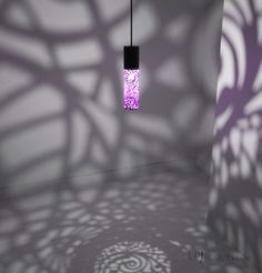 LPJacques Lacelamps: Colorful 3D Printed Lamp Design Bulbs and Shades