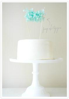 pretty cake topper!