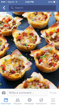 Taco cups picture