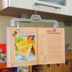 4 clevere Tricks: So hast du deine Rezepte beim Kochen im Blick