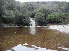 Cachoeira do Lago dos Espelhos