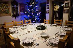 stół Wigilijny i potrawy na święta