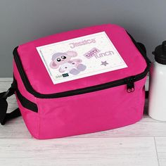 Personalised Lunch Bag - Cotton Zoo