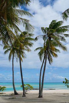 ˚Tikehau - French Polynesia