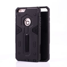 Hybrid Shockproof Rugged Rubber Hard Cover Case Skin for iPhone 6 Plus