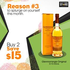 Hey single ladies, if you love Single Malt, indulge in the best. After all it is your day, today! www.bengalurudutyfree.in #singlemalt #glenmorangie #duty free