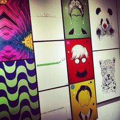Nas paredes da Urban Arts Oscar Freire!