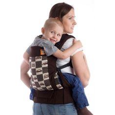 Le Free to Grow de Tula est une extension que l'on attache au porte-bébé Tula Standard pour le transformer en Tula Toddler.  L'extension est attachée au tablier pour rendre l'assise plus large et amener un maximum de confort à votre enfant.