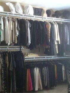 Master Closet On Pinterest Maximize Closet Space Closet