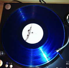 Joe Pug :: The Great Despiser on blue vinyl