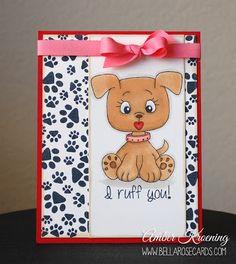 Bella Rose Cards: Pe