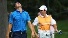 Jason Day, Jordan Spieth, Roy McIlroy -- the world's top three golfers -- reached the weekend at the Memorial and got to within striking distance in similar fashion.