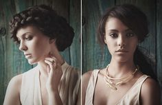 Elegantly Earthy Accessories : N. Historiae Jewelry Collection