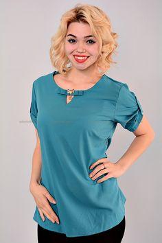 Блуза Г8872 Размеры: 42-48 Цена: 395 руб.  http://odezhda-m.ru/products/bluza-g8872  #одежда #женщинам #блузки #одеждамаркет