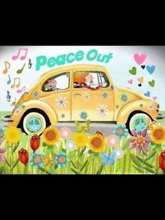Peace in a VW