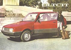 Citroën Oltcit in the old days Manx, National Car, Citroen Car, S Car, Car Makes, The Old Days, Old Cars, Cars Motorcycles, Techno
