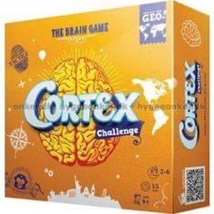 Billede af Cortex Challenge: Geo
