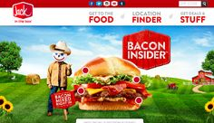 "Agency: STRUCK  |  Project: ""Bacon Insider Super Bowl Campaign"" for Jack In The Box"