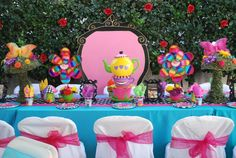 Mad Hatter/Alice in Wonderland Birthday Party Ideas | Photo 6 of 6