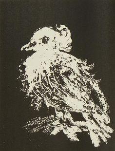 Pablo Picasso - The little dove
