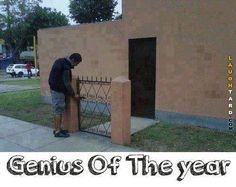 Genius of the year