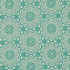 Joel Dewberry - Botanique - Mosaic Bloom in Teal