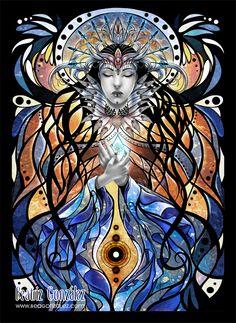 Mystic Jewel by *Bea-Gonzalez