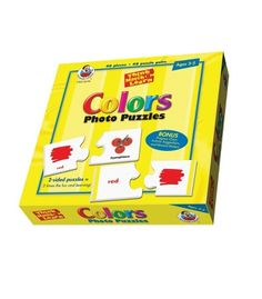 Colors Floor Puzzle - Carson Dellosa Publishing Education Supplies