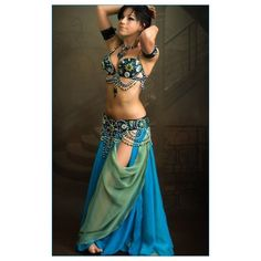 Pin de hannah bailey em belly dance | Pinterest ❤ liked on Polyvore featuring dresses and outfit