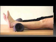 Ejercicios para la recuperación de lesiones leves de rodillas. Artrosis: Gonalgia. Tras retirada de férula o vendaje compresivo por esguince de rodilla.